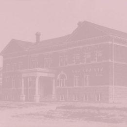 Sudbury Courthouse 1923